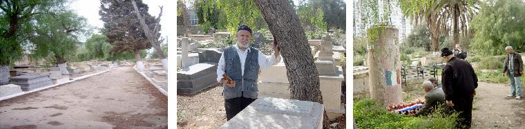 Le cimetière d'Oran